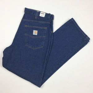 CARHARTT Relaxed Fit Western Cut Work Jeans